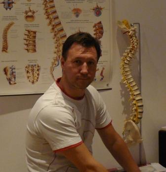 Dariusz Galardziak terapeuta manualny